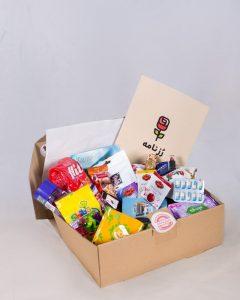 La box mensuelle pour faire plaisir ou se faire plaisir