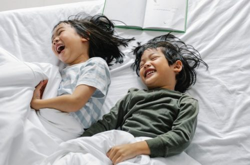 Un pyjama qui plait à votre enfant