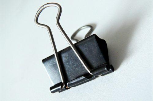 pince à clip