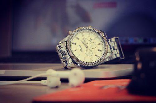 boite de montre luxueuse